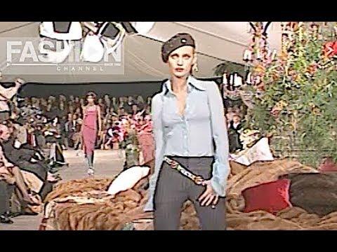 DOLCE&GABBANA Fall 2000/2001 Milan - Fashion Channel