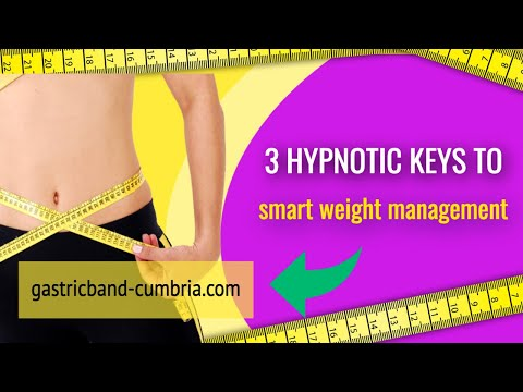 Cumbria Hypnosis Clinic - A frank discussion about weight control