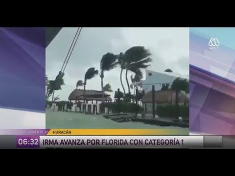Huracán Irma sigue su trayectoria por Florida - Ahora Noticias Matinal/11 de septiembre 2017