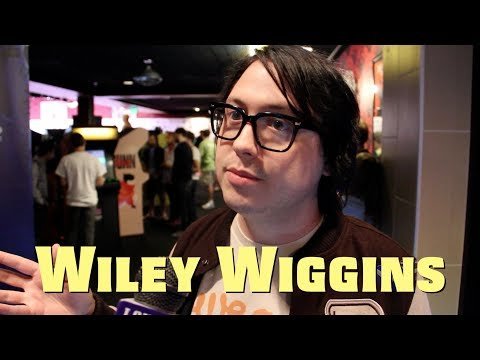 tastic Arcade 2013: Wiley Wiggins