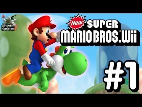 New Super Mario Bros. Wii # 1 ช่างประปาในตำนาน