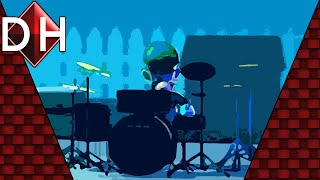 Starbomb: Player Select FAN ANIMATION - TOAD JOINS THE BAND