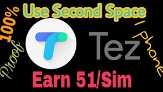 Earn 51 unlimited time   51/mobile number   In a single phone   Paytm Payment Bank   Second Space
