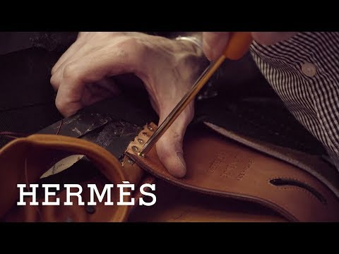 Story of an exceptional saddle-maker at Hermès