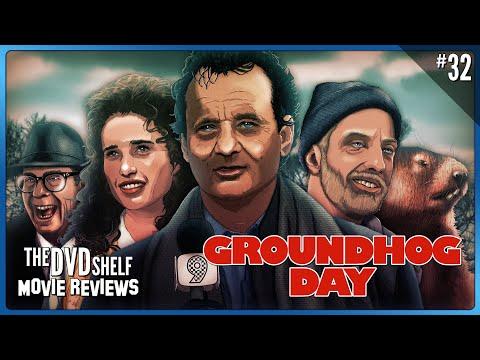 GROUNDHOG DAY   The DVD Shelf Movie Reviews #32