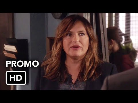 "Law and Order SVU 22x05 Promo ""Turn Me on Take Me Private"" (HD)"