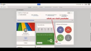 How to accept invitation to become manager of Google plus page and its Youtube channel