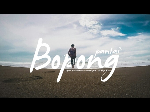 Pantai Bopong, Surorejan - Puring   #2 Explore Kebumen - Central Java