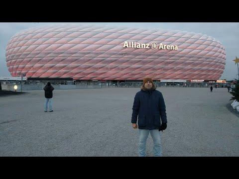 Fan shop Bavaria. Фан магазин Бавария Мюнхен. Альянц Арена. Bayern München. Allianz Arena