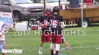 Edge 2020 - Jack Parolin 2017 Highlights