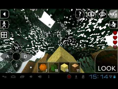 SurvivalCraft: Робинзон, 1 серия - Обитаемая земля