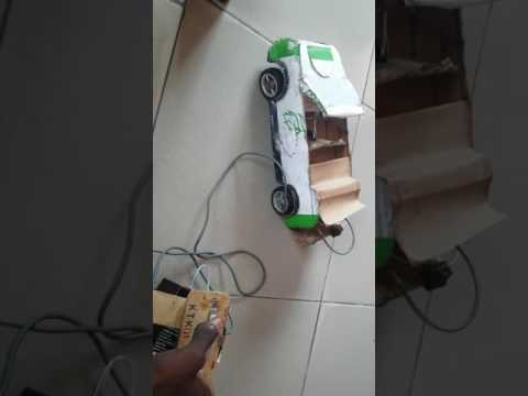 rc car made in GHANA