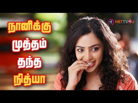 Nithya Menen Stuns Nani Awe TeluguMovie