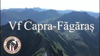 Amplasare stâlp vf Capra-Făgăraș