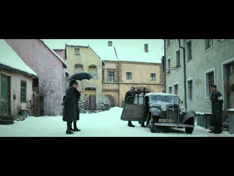 """Markus Zusak """"The Book Thief"""" Trailer"""