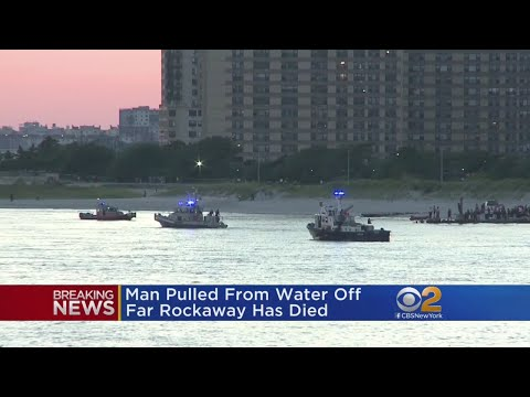 Missing Swimmer Pulled From Water In Far Rockaway, Queens Dies
