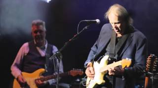 Walter Trout Returns To The Stage
