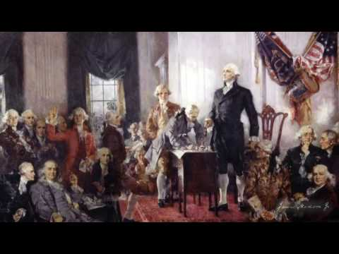 George Washington and the Constitutional Convention by Professor William B. Allen