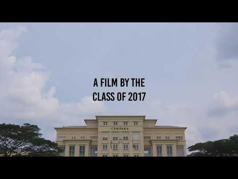 Cempaka Cheras Class of 2017 Senior Year Video