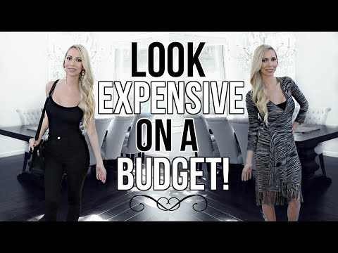 Thumbnail: How to Look Expensive on a Budget!