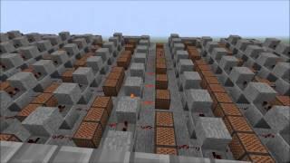 Minecraft Note Blocks - Dragon Soul (Dragon Ball Z Kai theme)