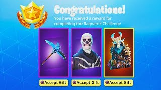 How To Gift SKULL TROOPER in SEASON 5! (Fortnite Battle Royale)