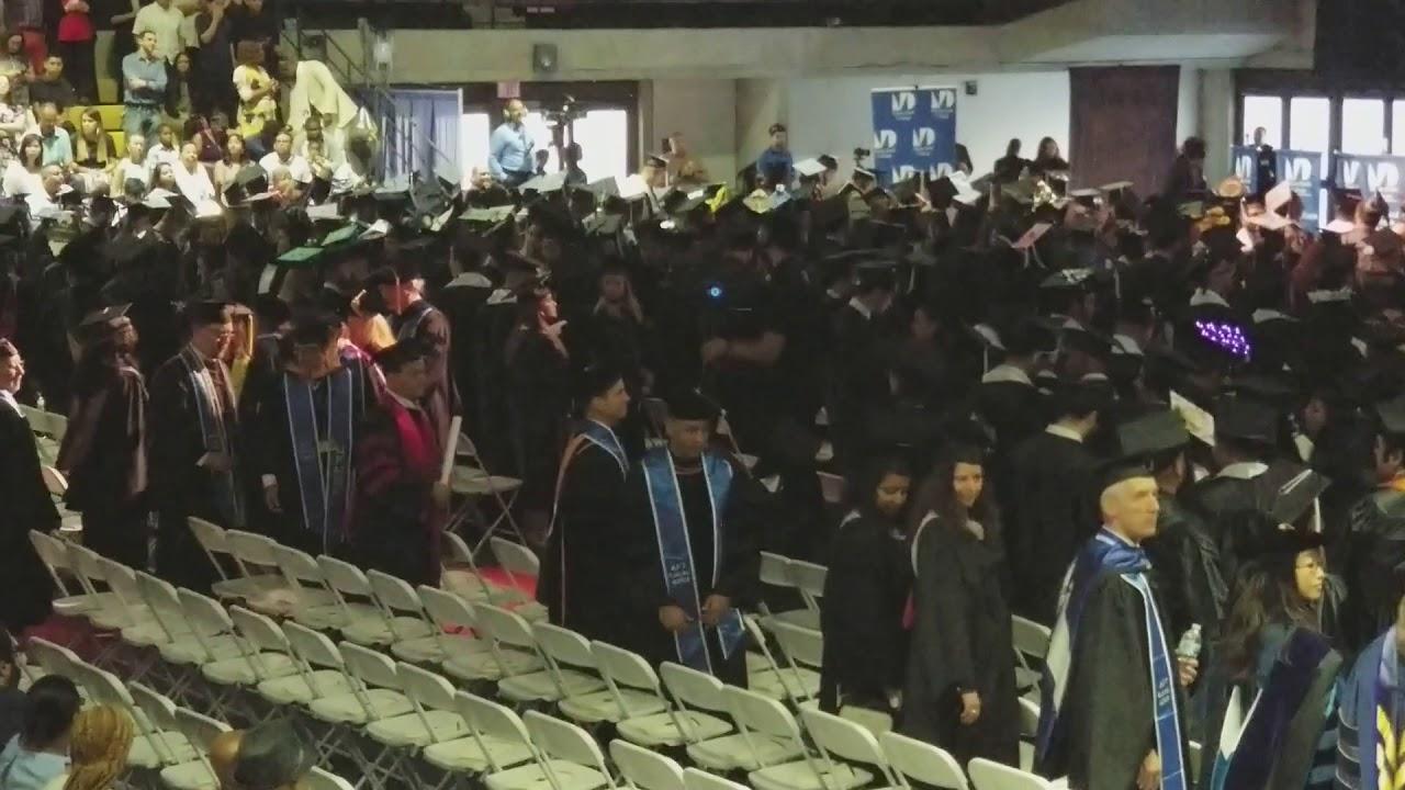Miami Dade College Homestead Campus Graduation 2018 Youtube