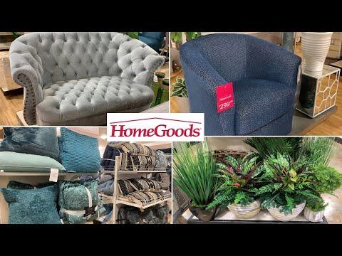 HomeGoods Furniture & Home Decor * PART 2 ~ Shop With Me 2019
