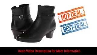 Munro American Dylan Black Leather Boot Best Price Online Deal