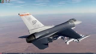 DCS - F16 SEAD Mission