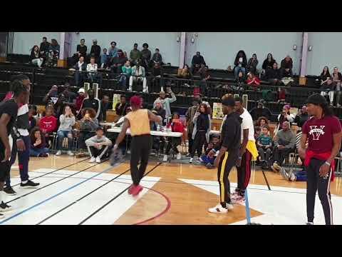 B.O.B (ORDINATEUR) WINNER FAYAFRO BATTLE AFRO VS DANCE HALL