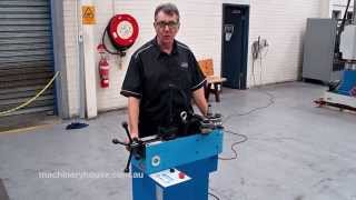 Video TB-70 - Electric Pipe & Tube Bender with Stand 415V (T607) download MP3, 3GP, MP4, WEBM, AVI, FLV November 2018