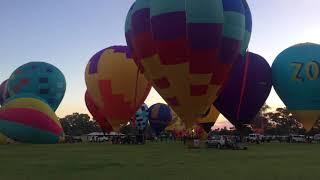 Canowindra NSW Balloon Experience