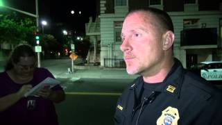 Fatal Stabbing at STA Plaza, suspect captured SPD Interview