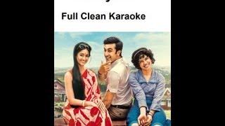 Ashiyaan (Barfi) Full Clean karaoke....x....x..... :) :)