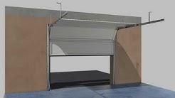 Isomatic autotallin nosto-oven asennusohjeet