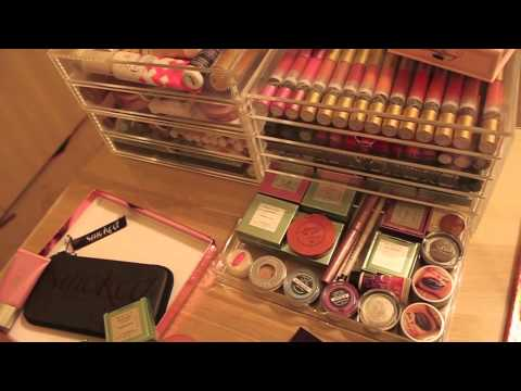 Moving My Makeup: New Filming Location & Muji Storage