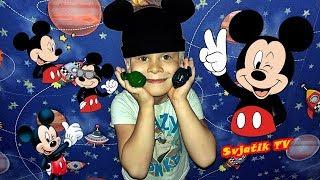 DIY Сквиши-мыло своими руками   Антистресс мыло   Soap Mickey Mouse