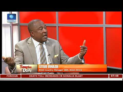 Nigeria's Economy: FG Should Invest More In Technology - Steve Uwazie Pt.2 |Sunrise Daily|