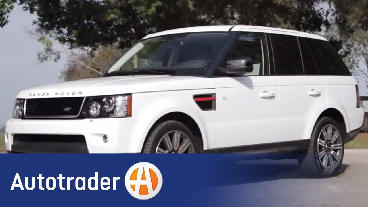 2013 Land Rover Range Rover Sport SUV