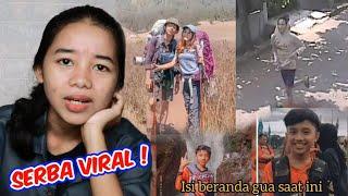 klarifikasi 2 sejoli , kronologis skaters Bintaro , dan remaja viral
