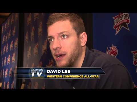 All-Stars on David Lee