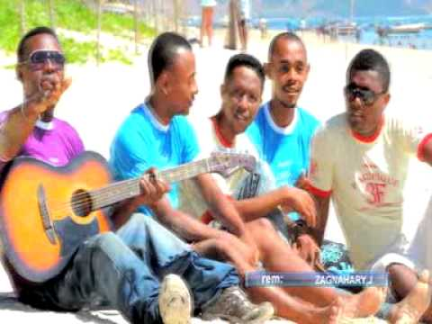 Anjarah Feat Jean Marc ft Steevy ft Dackman ft Nico Dikenjo Pacifique 2014