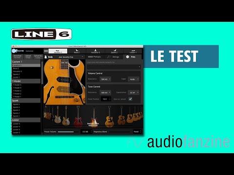 Line 6 Workbench HD - TEST