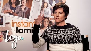 Tig Notaro on Playing the First Lady & Being Inspired by Indigo Girls | Logo News
