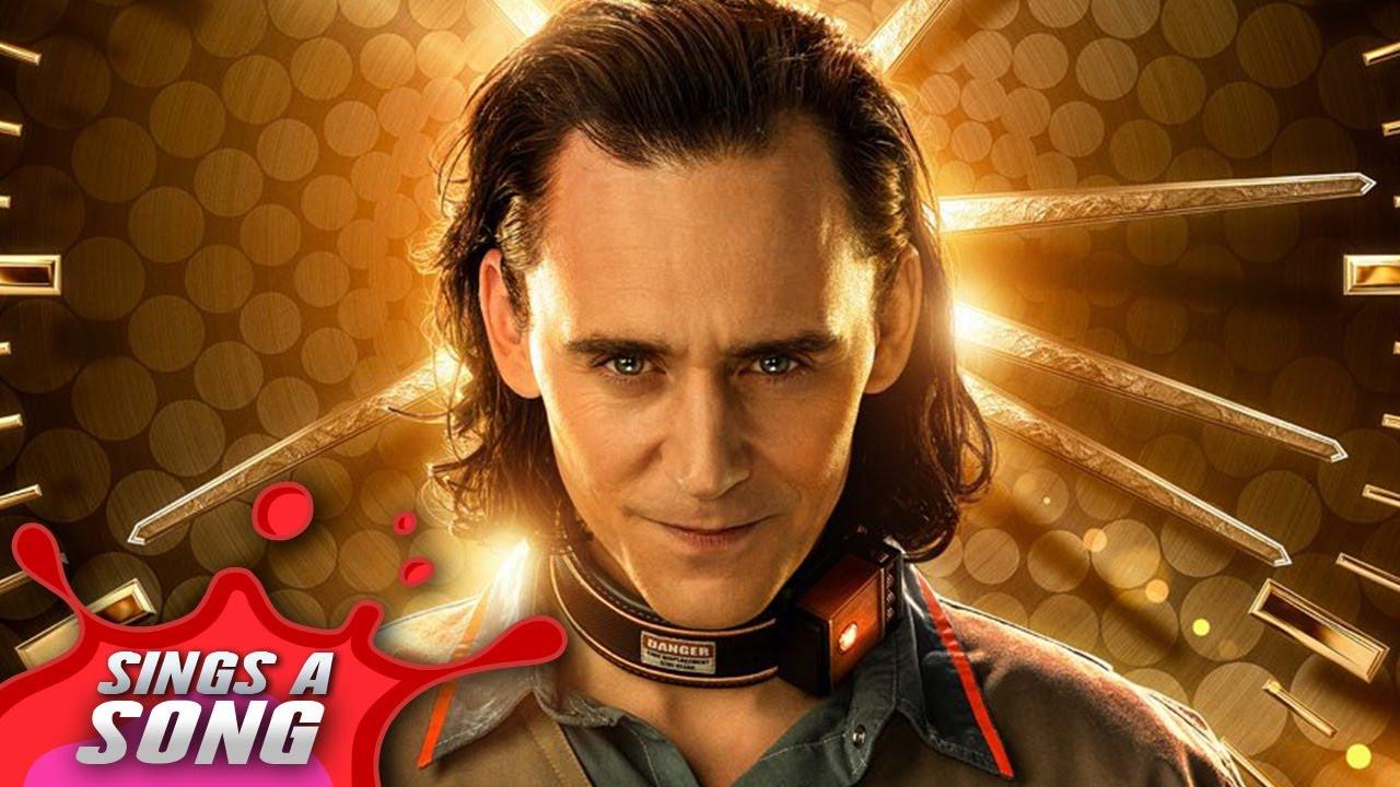 Loki Sings A Song (New Loki Series NO SPOILERS MCU Endgame Superhero Parody)