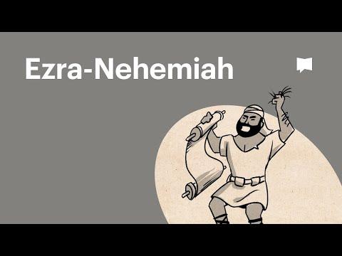 Read Scripture: Ezra-Nehemiah