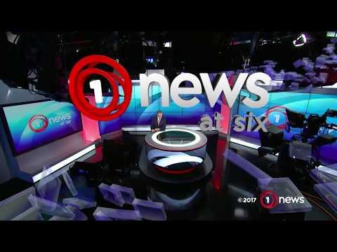 TVNZ: 1 News at Six - New Set [24th September 2017]