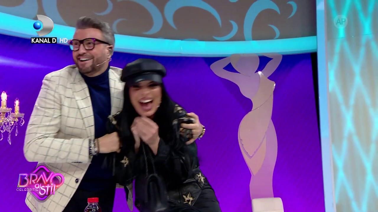 Bravo, ai stil! Celebrities (21.02.2020) - Tonciu l-a sarutat pe BOTE? Juratii scot armele grele!