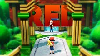 💥¡El COMBATE CONTRA RED!💥 en Pokémon Lets GO Pikachu / Eevee